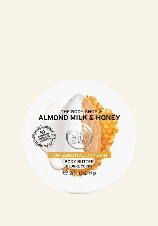 ALMOND MILK & HONEY SOOTHING AND RESTORING BODY BUTTER 200 ML