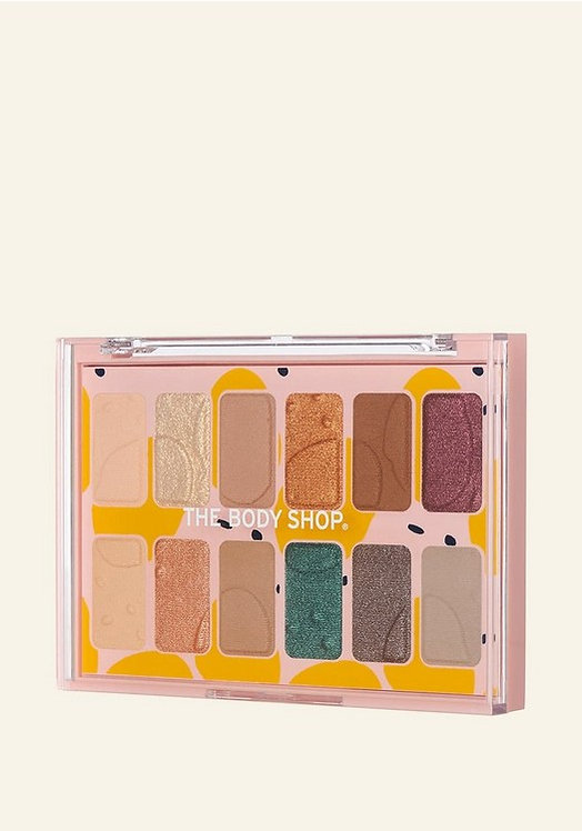 PAINT IN COLOUR EYESHADOW PALETTE 13 G - V