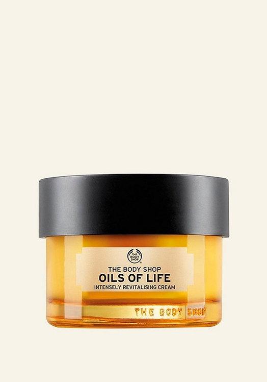 OILS OF LIFE™ - INTENSELY REVITALISING CREAM 50 ML