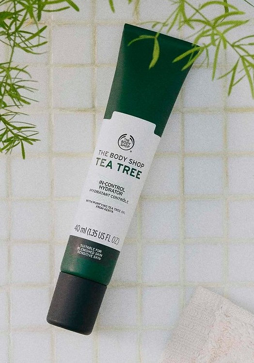 TEA TREE - IN-CONTROL HYDRATOR 40 ML