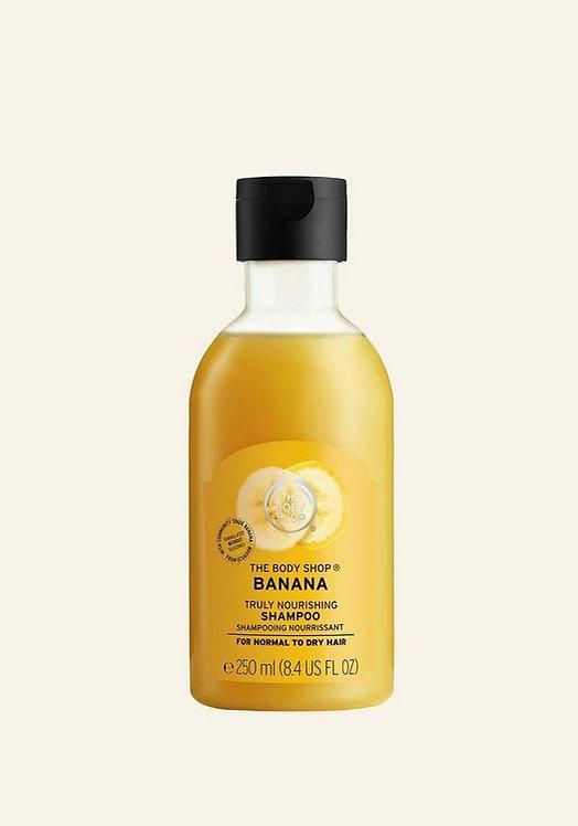 TRULY NOURISHING BANANA SHAMPOO 250 ML