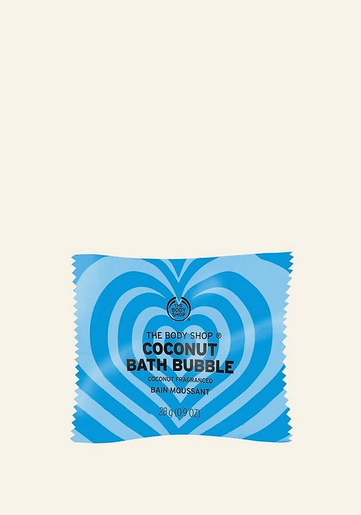 COCONUT BATH BUBBLE 28 G