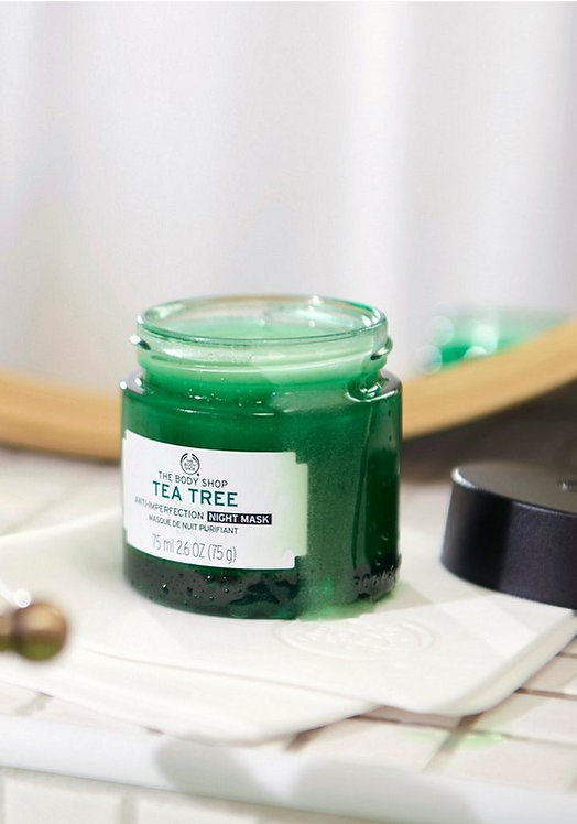 TEA TREE - ANTI-IMPERFECTION NIGHT MASK 75 ML - V