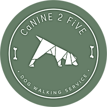 Canine 2 Five Dog Walking Northaw