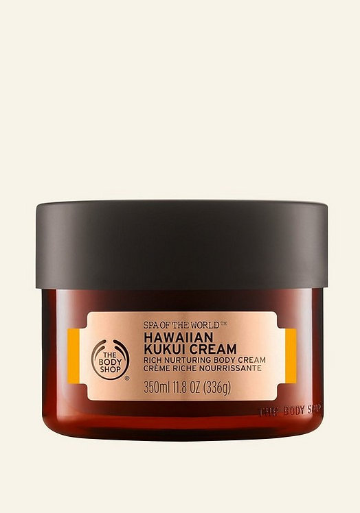 SPA OF THE WORLD™ HAWAIIAN KUKUI CREAM 350 ML - V
