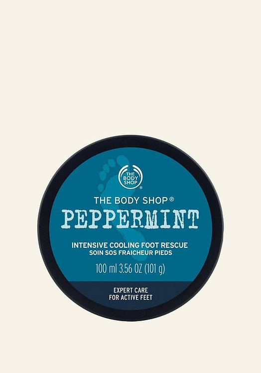 PEPPERMINT INTENSIVE COOLING FOOT RESCUE 100 ML