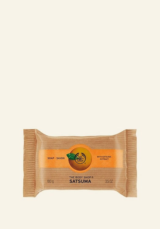 SATSUMA SOAP 100 G - V