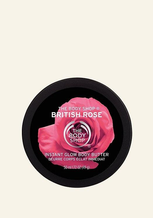 BRITISH ROSE INSTANT GLOW BODY ESSENCE 250 ML