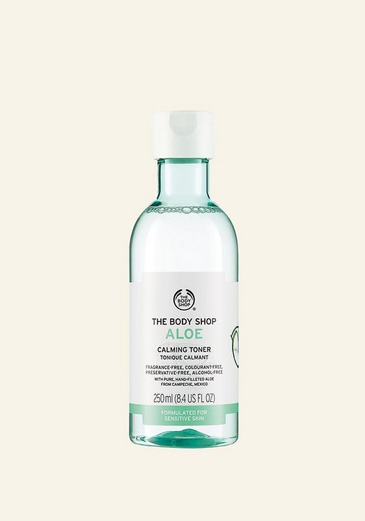 ALOE CALMING TONER 250 ML - V