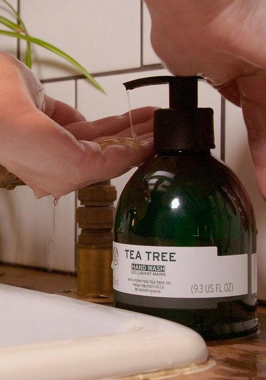 TEA TREE - HAND WASH 275 ML - V