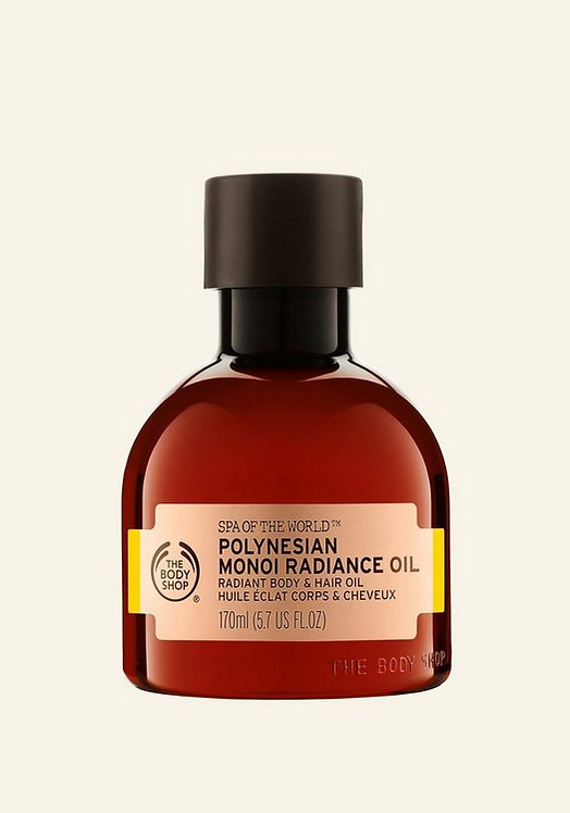 SPA OF THE WORLD™ POLYNESIAN MONOI RADIANCE OIL 170 ML - V
