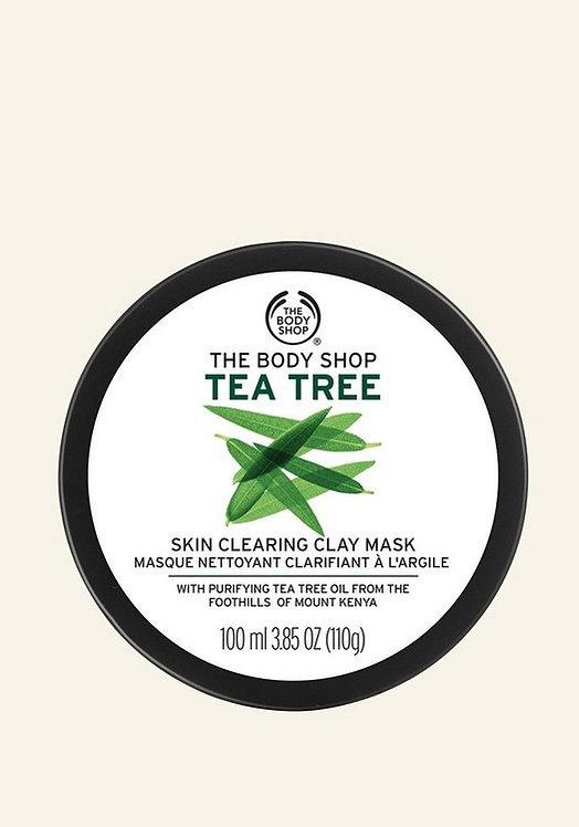 TEA TREE - SKIN CLEARING CLAY MASK 100 ML - V