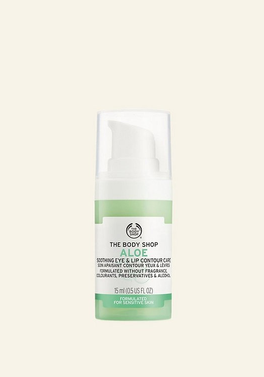 ALOE SOOTHING EYE AND LIP CONTOUR CARE 15 ML - V