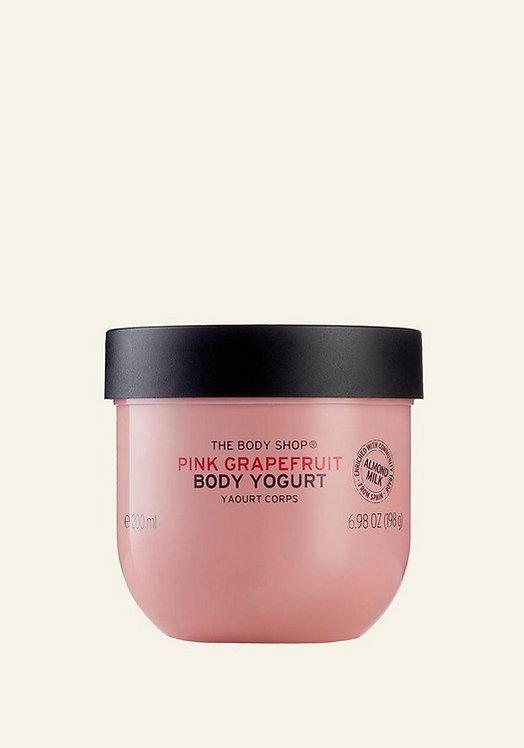 PINK GRAPEFRUIT BODY YOGURT 200 ML - V