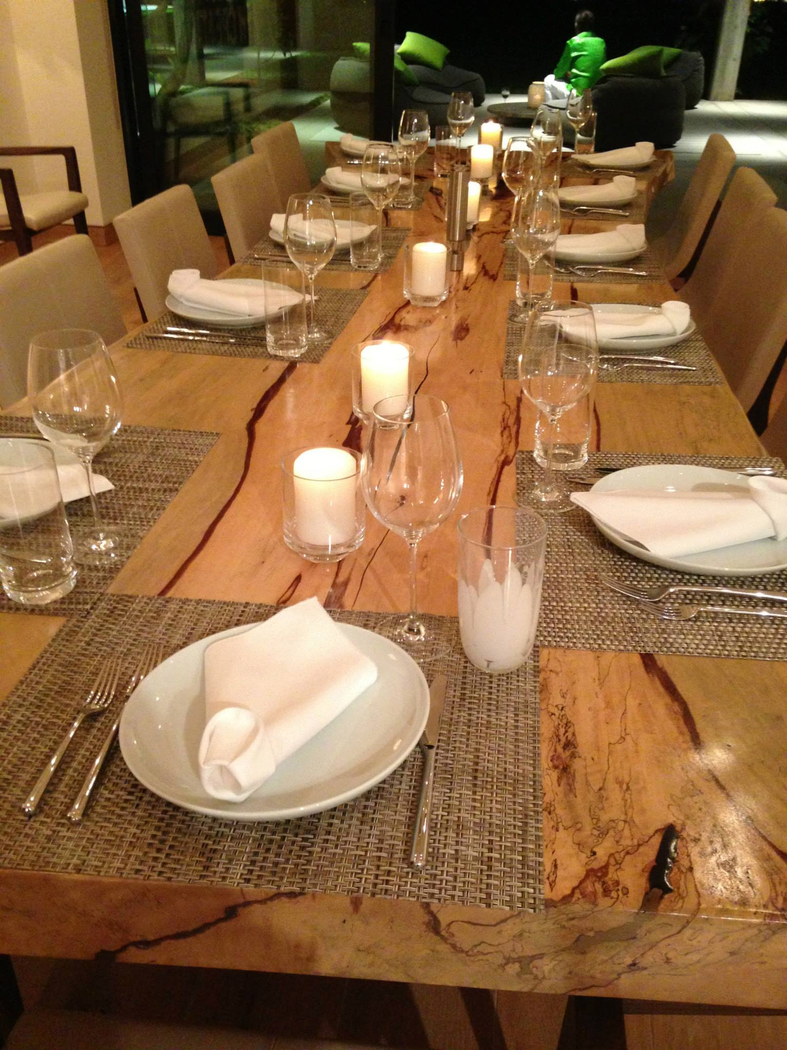 BCBG Dinner Event