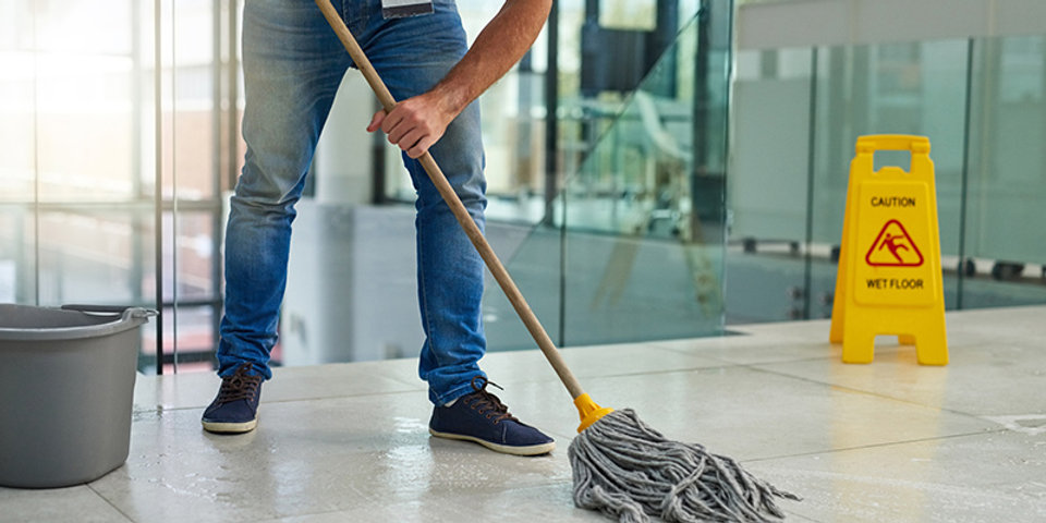 Full Range of janitorial Services