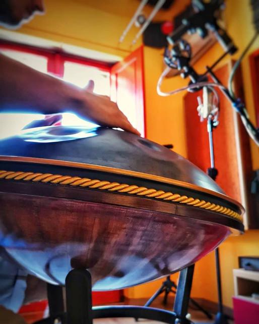 Recording Woodpan