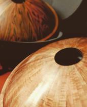 Wood shells