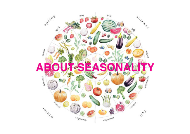 seasonality of food