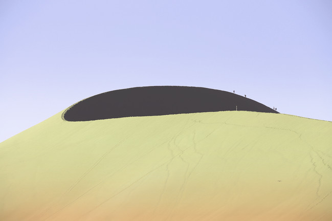 Crater or not