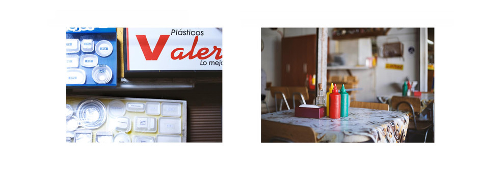 Plastic, no matter what
