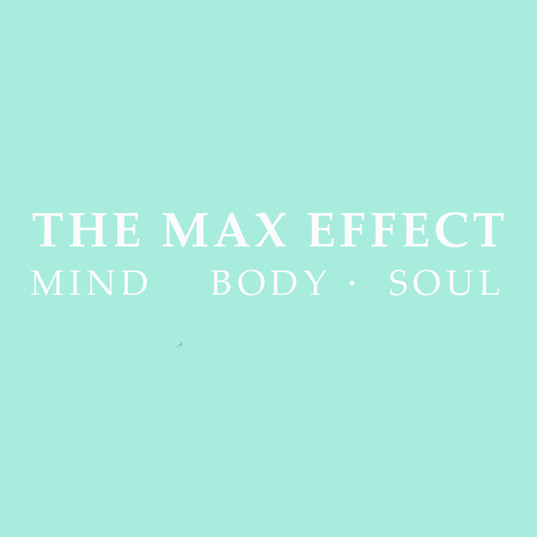 The Max Effect