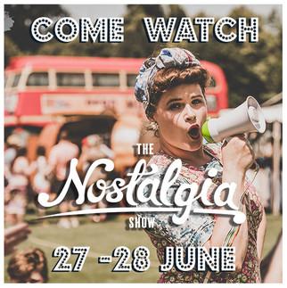 The Nostalgia Show