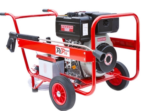 PdPro Professional Diesel High Pressure Washer Power Washer