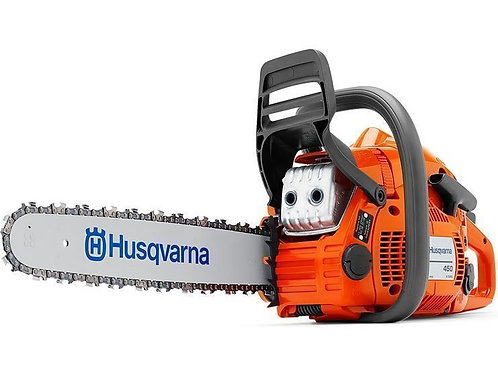 Husqvarna 450 chainsaw (50.2cc) (18 inch bar & chain)