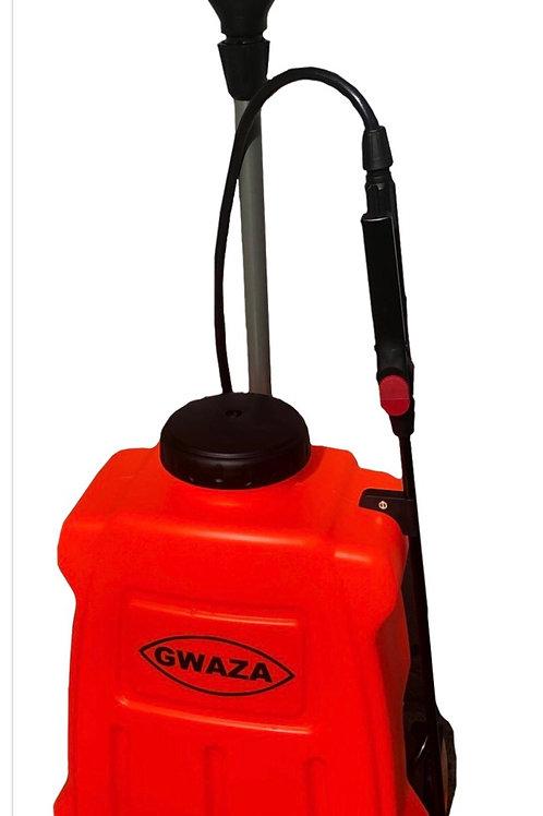 Battery Knapsack Sprayer with wheel kit also