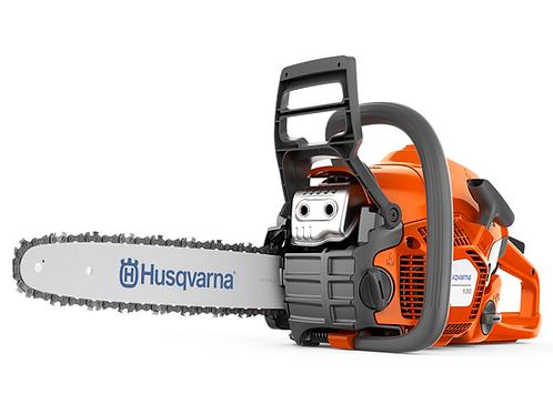 "Husqvarna 130 chainsaw (38.2cc) (14"" bar & chain)"
