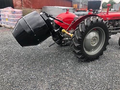 Tractor Pto Cement Mixer