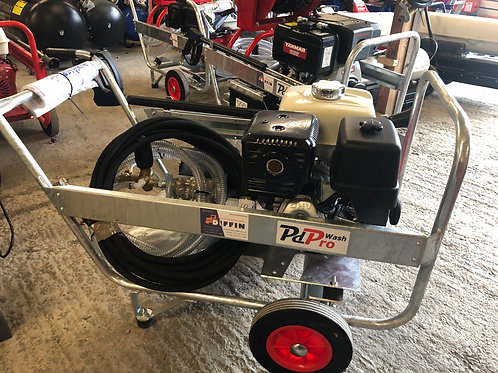 PdPro Professional Honda 13 Hp High Pressure Washer Galvanised