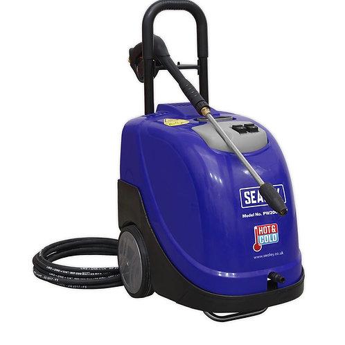 Sealey PW2000HW Hot Water Pressure Washer 135bar 230V