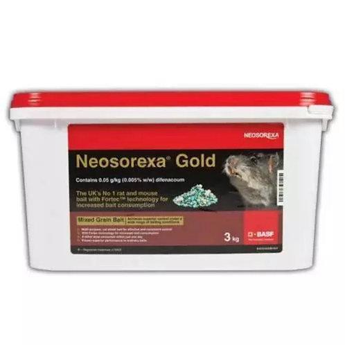 NEOSOREXA GOLD PROFESSION RAT BAIT RAT POISON MOUSE BAIT