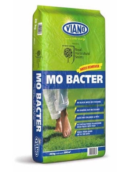MO Bacter 20 Kg Organic Lawn Fertiliser Mobacter moss killer