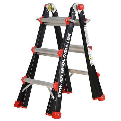Jefferson professional multi purpose ladder AS3