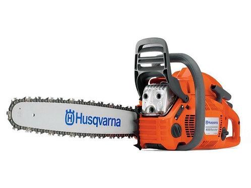 Husqvarna 455 Rancher chainsaw (55.5cc) (18 inch bar & chain)