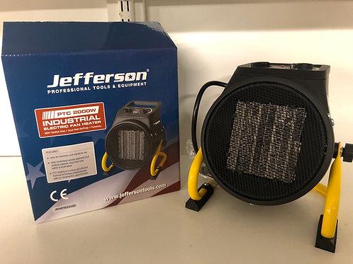 Jefferson Electric fan Heater