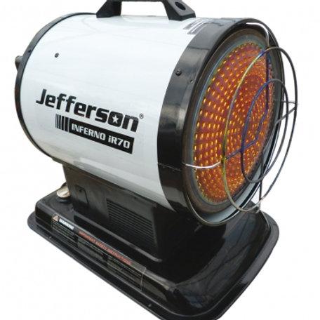 Jefferson Infrared 70 Heater