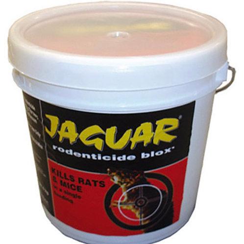 Jaguar PROFESSIONAL  Blox Rat And Mice Bait4 Kg Poison Blocks