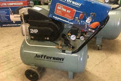 Jefferson 50 Litre Compressor