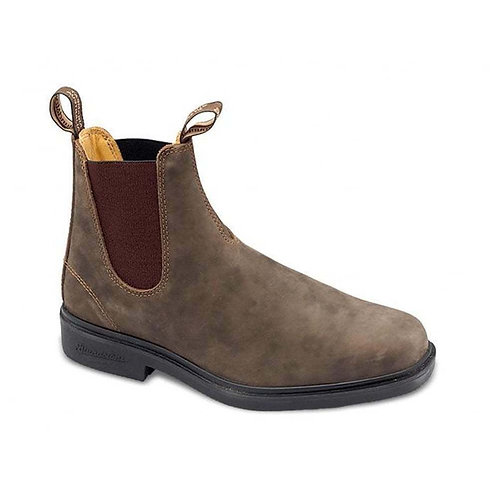 Blundstone 1306  Chelsea Dealer Leather Rustic Brown (A2) Mens