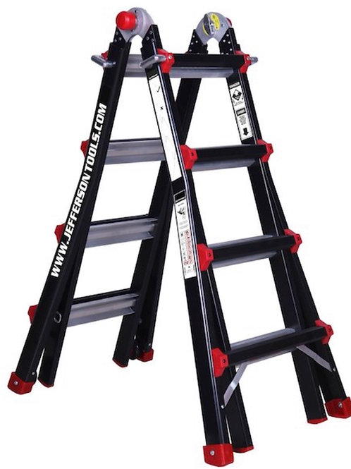 Jefferson AS4  multi purpose ladder.