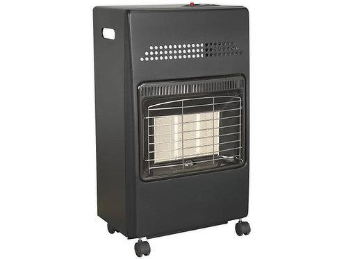 Sealey CH4200 Cabinet Gas Heater 4.2kW SUPERSER