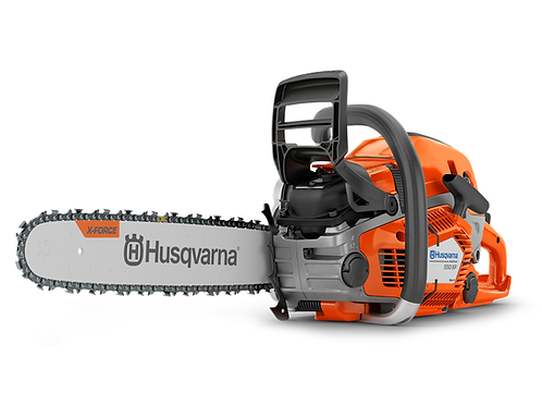 Husqvarna 550XP MK2 chainsaw (50.1cc) (15 inch bar & chain)