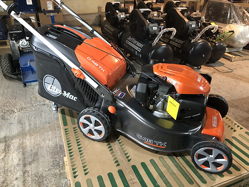 OleoMac G48-TK Comfort Plus Self-Propelled Petrol Lawnmower