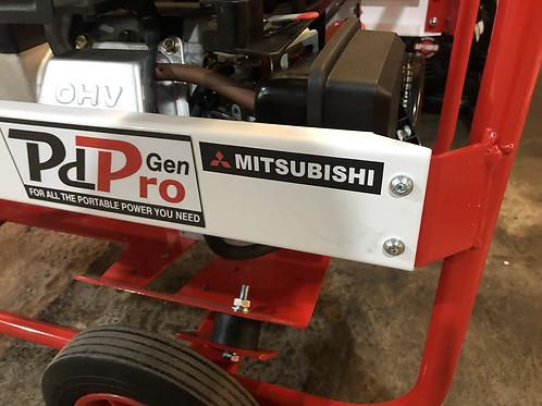 Mitsubishi Welder Generator DC 200 Amp