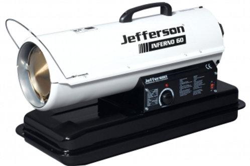Jefferson Inferno 60 Space Heater