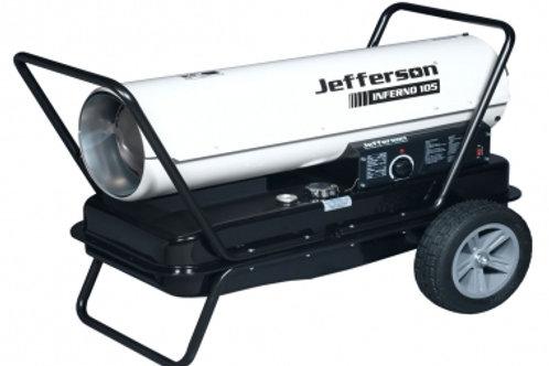 Jefferson Inferno 105 Space Heater